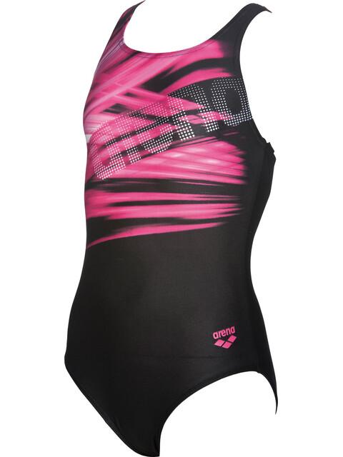 arena Phenix Svømmedragt Børn pink/sort